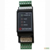 DATAKOM DKG-110 модуль защиты двигателя