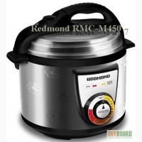Проста в управлении - Новая мультиварка-скороварка REDMOND RMC-PM4507