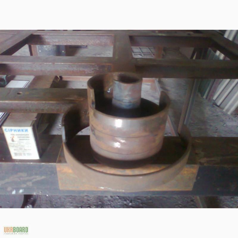 Изготовление кондуктора для завитков