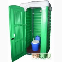 Туалет торфяной (контейнер 40л), биотуалет (бак 45л) Биотехнолог