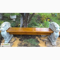 Производство скамеек, ритуальные лавочки, лавки на кладбище или в сад купите оптом.