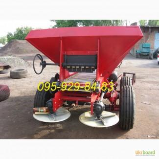Розбрасыватель минерального удобрения МВУ-5