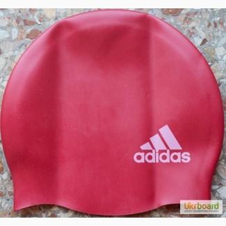 Adidas Logo шапочка для плавания детская E44341 красная