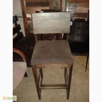 Продажа барных стульев бу для кафе, баров
