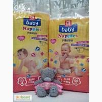 Памперсы подгузники Baby Nappies premium 3, 4, 5 Харьков