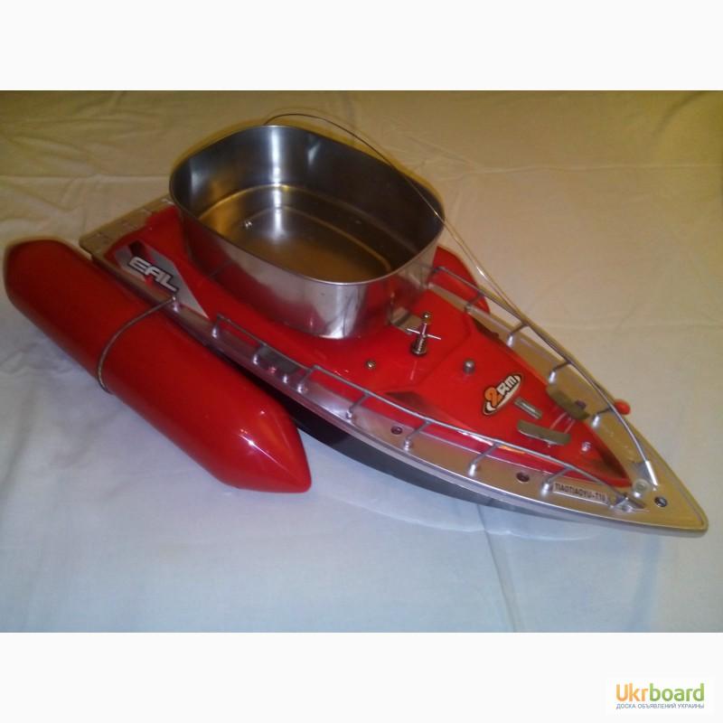 кораблик для завоза прикормки своими руками чертежи