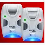 Электронный отпугиватель вредителей Riddex Quad Риддекс Квад