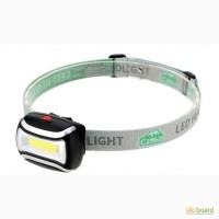 Продам: Налобный COB-LED фонарь / фонарик / свет / лампа