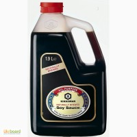 Kikkoman соус соевый - 1, 9 литра