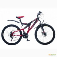Велосипед подростковый спортивный скоростной Rodeo 24