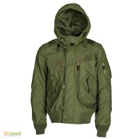 Ветровка летная куртка HELO BOMBER Alpha Industries