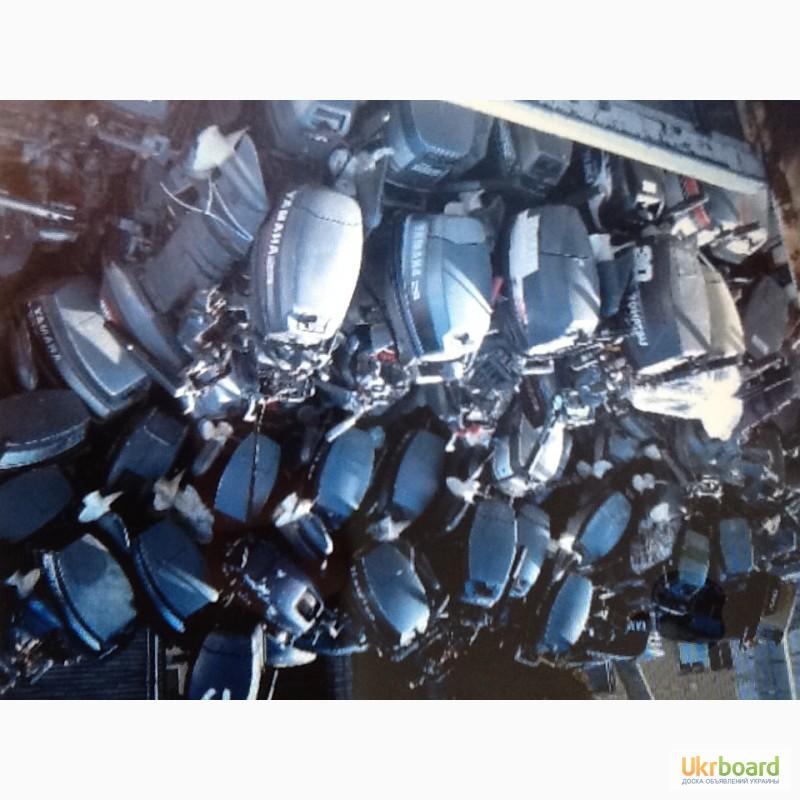 запчасти для лодочных моторов разбор