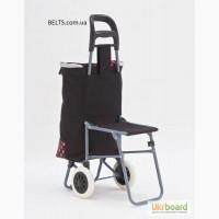 Сумка на колесах со складным стулом, сумка-тележка, сумка на колесах