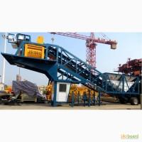 Мобильный бетонный завод YHZS «CHANGLI» БСУ бетонный узел