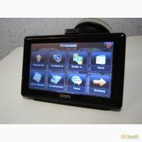 GPS Навигатор 5'' Tenex(10EX) 50L. Отличное состояние! Полный комплект