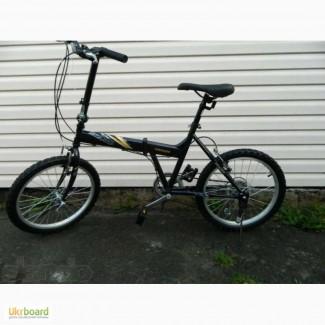 Складной новый велосипед TORNADO на 6 скоростей