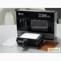 Профессиональный накамерный свет FV HDV-Z96
