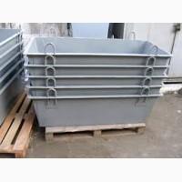 Тара, ящики строительный для строительных растворов и кирпича ЯС 0, 2 м3