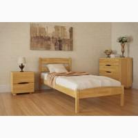 Кровать из натурального дерева БУК