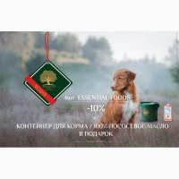 Essential Foods (Denmark) - лучшая еда для собак и котов в Европе. Альтернатива Acana