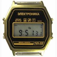 Часы ЭЛЕКТРОНИКА ЧН-55 арт.1079