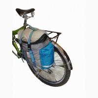 Вело сумка. V = 16 л + 1 л карман