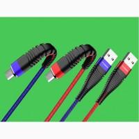 Кабель Floveme Micro USB для зарядки выдвижной 1 м