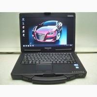 Защищённый ноутбук Panasonic Toughbook CF53 Intel Core i5, SSD 250 Гб