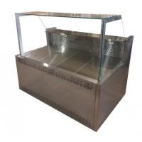 Холодильная витрина ВХСК Элегия Куб 1.5 Айстермо