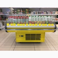 Витрина холодильная для самообслуживания открытого типа Salerno