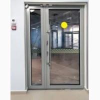 Алюминиевые двери. Входная группа. Окна из алюминия