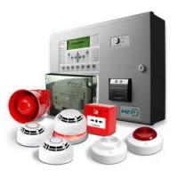 Услуги по установке охранного оборудования и охранных систем