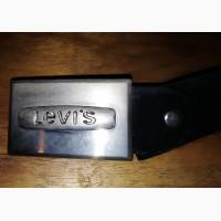 Кожаный ремень Levi#039;s