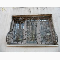 Решетки на окна (кованные решетки). Цена от 1000 грн