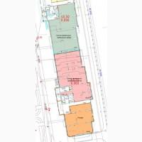 Фасадные помещения в Огромном микрорайоне на Таирова, без комиссии