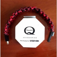 Кабель для Micro USB Wearable Bracelet Charging Line