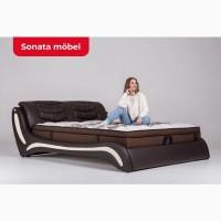 Продам кровать двуспальную Sonata Mobel, Германия. Кровати с механизмом