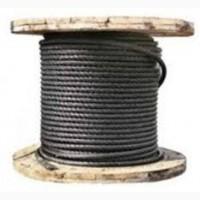 Канат(тросс) стальной ГОСТ 2688-80 в асортименте