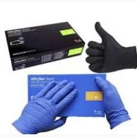 Перчатки нитриловые Mercator Medical Nitrylex basic 20 шт.-120гр