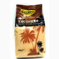 Сахар Тростниковый Everton Zucchero 1 Кг Италия Сахар тростниковый Сахар Zucchero Grezzo