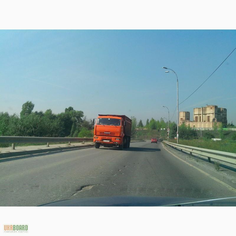 Фото 2. Аренда самосвала Камаз Киев