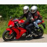 Покататься на спортивном мотоцикле в Киеве