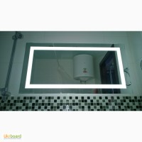 Продам ультратонкое зеркало с Led подсветкой в ванную комнату. Размер 1000 х 500 мм.