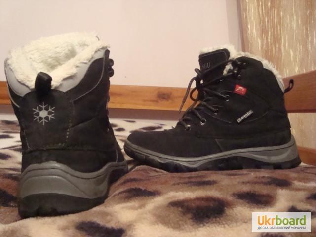 Фото к объявлению  продам дитячі зимові чоботи для хлопчика 44abf775d95bc