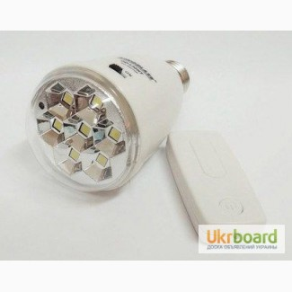 Светодиодная лампа с аккумулятором GD-Light GD-5007HP, лампа 5007