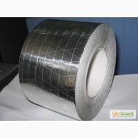 Скотч алюминиевый, скотч ПВХ, лента звукоизоляционная, ленты оконные, уплатнительная лента
