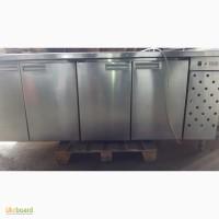 Стол холодильный бу, стол разделочный бу, холодильный стол бу