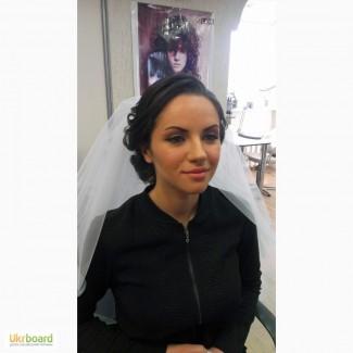 ВИЗАЖИСТ Киев Бровары Свадебный макияж