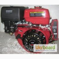 Двигатель WEIMA WM190FЕ-S (HONDA GX420) (шпонка, бензин 16л.с., электростартер)