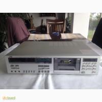 JVC DD-9 - кассетная дека, топовая модель 1981г., год гарантии